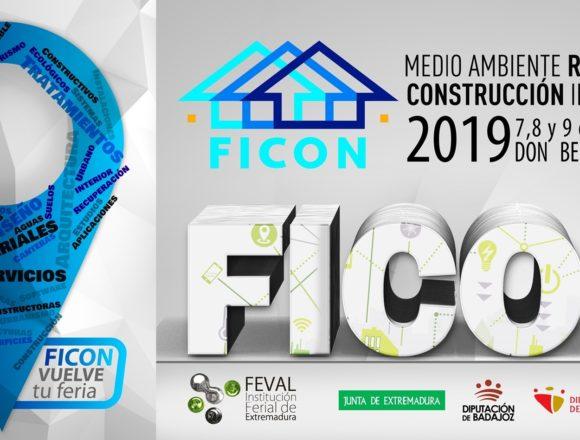 CREEX acompañará al sector de la construcción y las energías renovables en FICON 2019