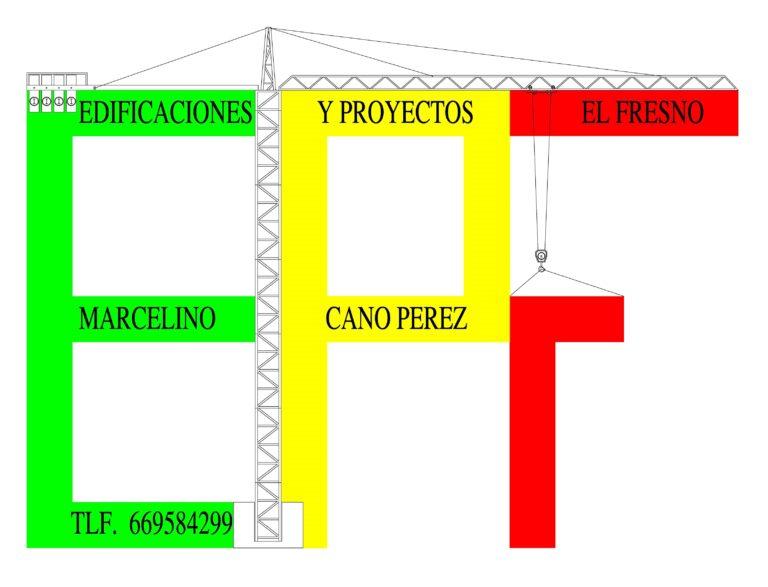 EDIFICACIONES Y PROYECTOS EL FRESNO