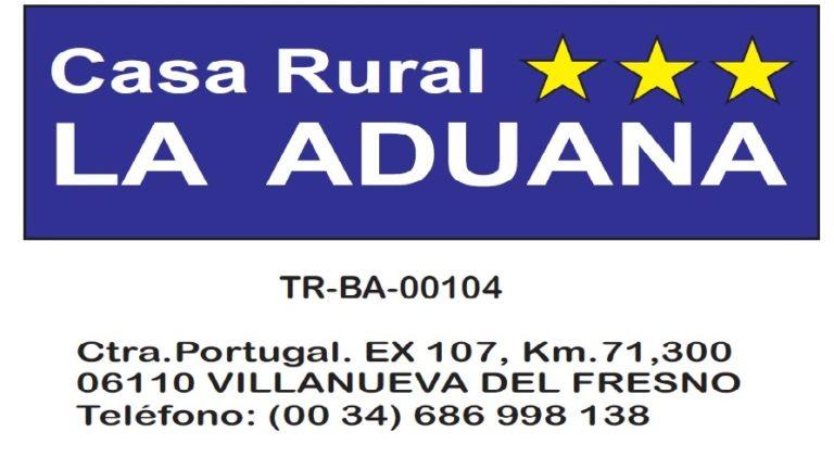 """CASA RURAL """"LA ADUANA"""""""